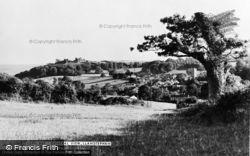 General View c.1960, Llansteffan