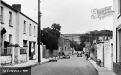 High Street c.1955, Llansteffan