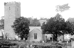 Llansteffan, St Stephen's Church 1935