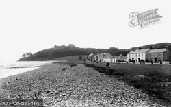 Llansteffan, The Beach 1893