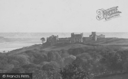 Llansteffan, The Castle 1893