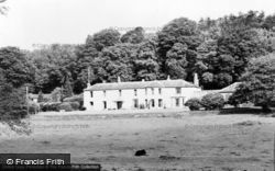 The Cottage Private Hotel c.1960, Llansteffan