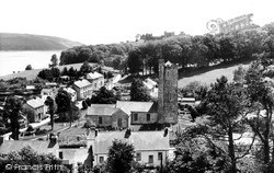 Llansteffan, The Village c.1960