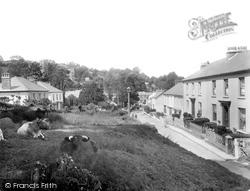 Llansteffan, Village 1925