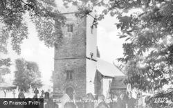 Llantarnam, Church Of St Michael And All Angels c.1955