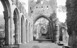 Llanthony, Abbey 1893