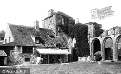 Llanthony, Abbey Hotel 1893
