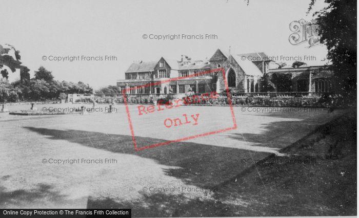 Photo of Llantrisant, Convalescent Home c.1955