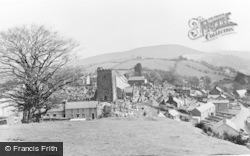 Llantrisant, General View c.1955