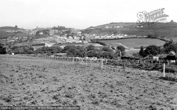 Photo of Llantrisant, General View c.1965