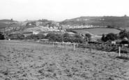 Llantrisant, general view c1965