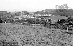 Llantrisant, General View c.1965