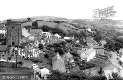 Llantrisant, The Church c.1965