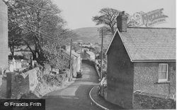 The Village c.1955, Llantwit Fardre