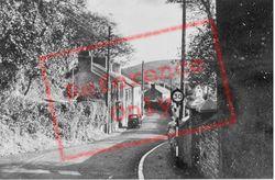 Upper Church Village c.1955, Llantwit Fardre