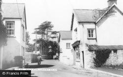 Beach Road c.1960, Llantwit Major