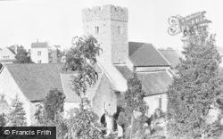 Church Of St Illtyd c.1955, Llantwit Major