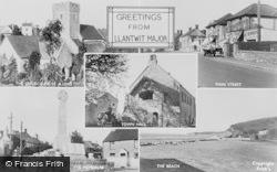 Composite c.1955, Llantwit Major