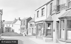 Main Street c.1955, Llantwit Major
