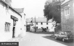Old Swan Inn c.1960, Llantwit Major