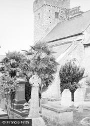 St Illtyd's Church 1949, Llantwit Major