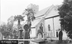 St Illtyd's Church c.1965, Llantwit Major