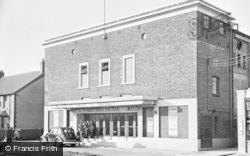 Strand Cinema c.1955, Llantwit Major
