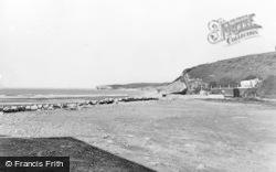 The Beach c.1955, Llantwit Major