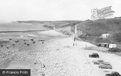 The Beach c.1960, Llantwit Major