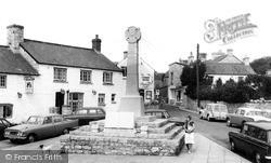 Llantwit Major, The Cross 1966