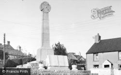 The Cross c.1955, Llantwit Major