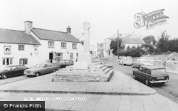 The Cross c.1965, Llantwit Major