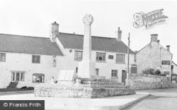 The Memorial c.1955, Llantwit Major