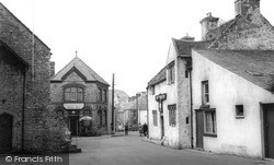The Old Swan Inn c.1965, Llantwit Major