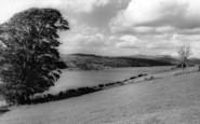 Llanuwchllyn, Bala Lake c.1960