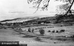 General View c.1960, Llanuwchllyn