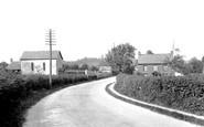 Llanvetherine, the Village c1950