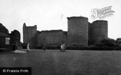 Llanvetherine, White Castle 1955
