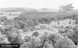 Llanwddyn, The Village c.1955