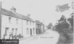 Cwmdwr Road c.1965, Llanwrda