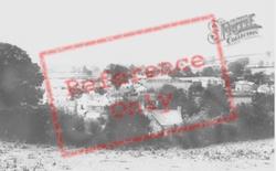 General View c.1955, Llanwrda