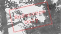 Main Road c.1955, Llanwrda