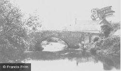 The Bridge c.1955, Llanwrda