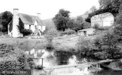 The Old Farm c.1960, Llanwrda