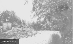 The River c.1955, Llanwrda