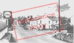 The Square c.1965, Llanwrda