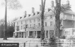 Llanwrtyd Wells, Abernant Hotel c.1935