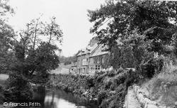 Dol-Y-Coed Hotel c.1950, Llanwrtyd Wells