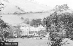 Llanwrtyd Wells, Dol-Y-Coed Hotel c.1960