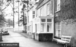 Llanwrtyd Wells, Dolecoad  Hotel c.1930